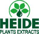 HEIDE Extratos Vegetais